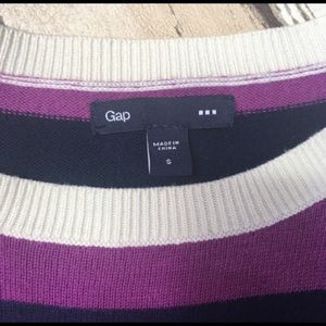 GAP Tops - 🎀SALE🎀 GAP | Short Sleeve Striped Knit Top